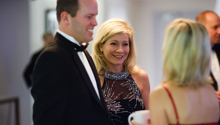 Photography of Johnson and Johnson Christmas party at Sofitel, London