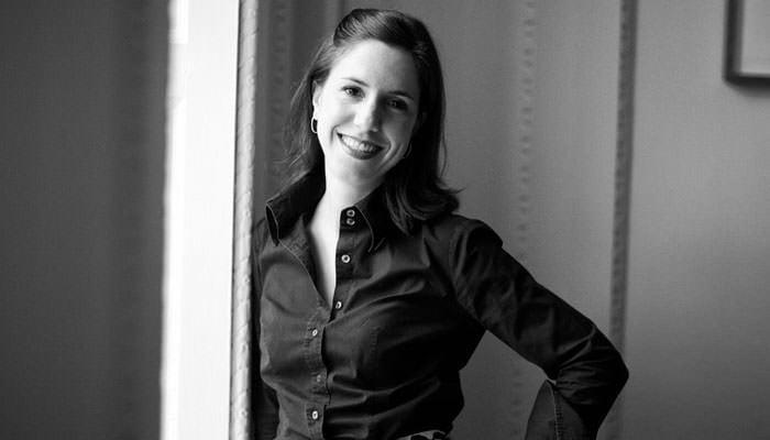 Black and white portrait photograph for Brunswick PR