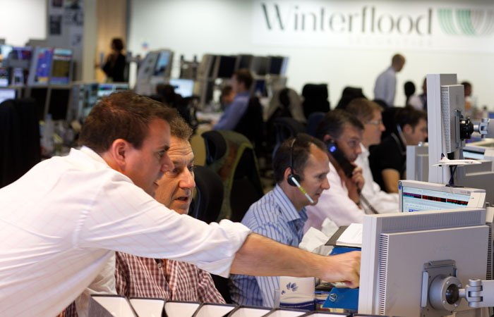 Annual Report Photographer for Close Brothers in London - Winterbourne Securities