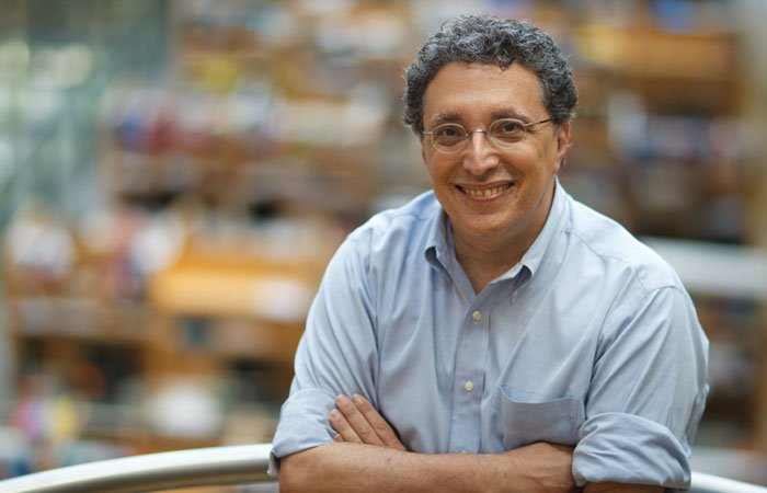 Portrait photograph of Imperial College Professor