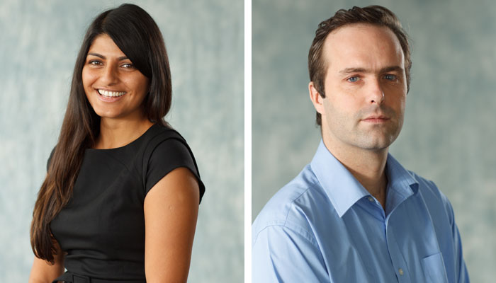 Law firm head and shoulders photographs