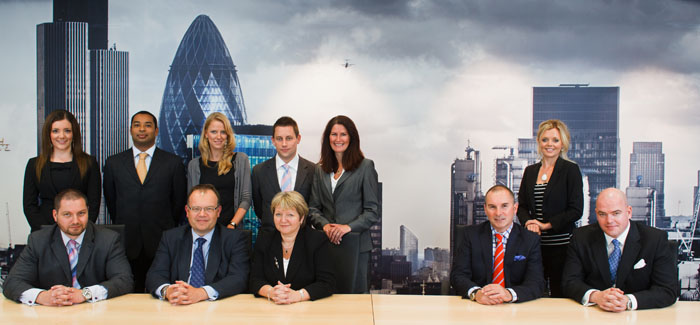 Management Group Photographs - Torus Insurance
