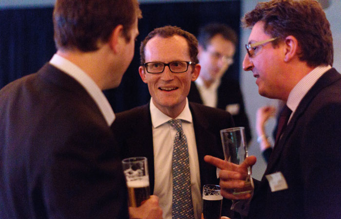 Powerscourt party at paramount club, London
