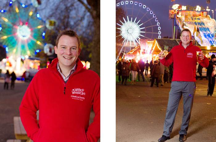 Photograph for Creative Events at Winter Wonderland in Hyde Park, London