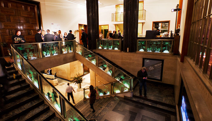 Photograph of Corporate Function at RIBA