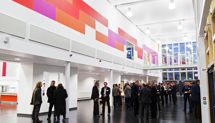 Event Photographed at New Oxford Academy Building
