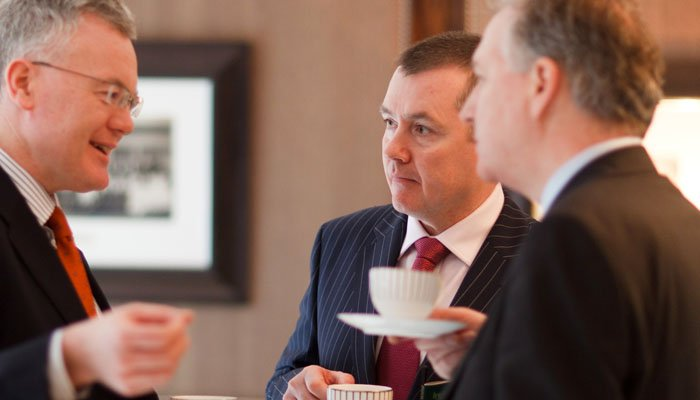 Photograph taken at Business Breakfast Meeting at Goring Hotel, Victoria