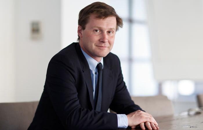 Business Portrait Photograph for Powerscourt in London