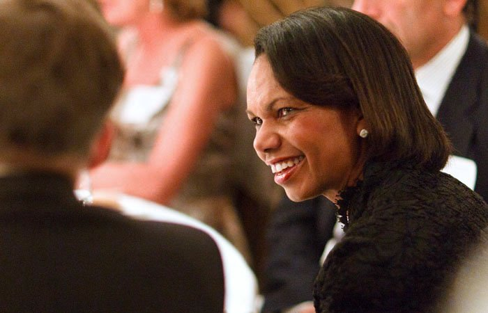 Event Photograph of Condoleezza Rice in London
