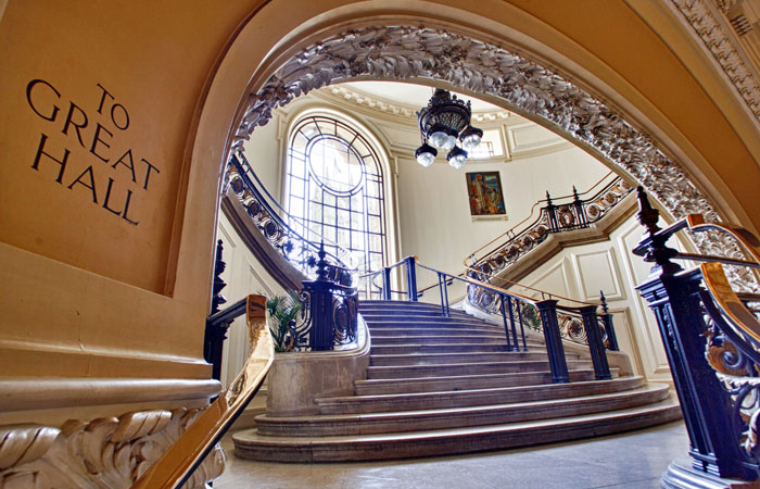 Photograph of Venue Staircase Westminster, London