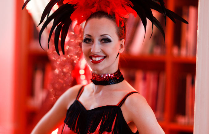 Event Photograph of Dancer at Party in London