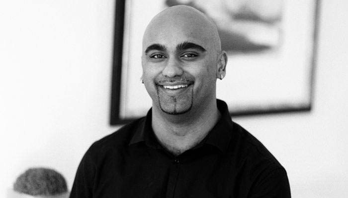 Black and White Portrait PR Company London