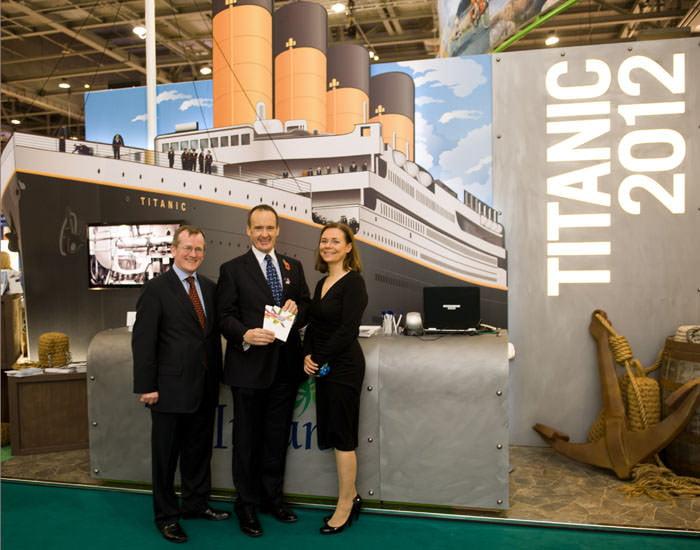 Excel Tourism Exhibition Photograph for Press