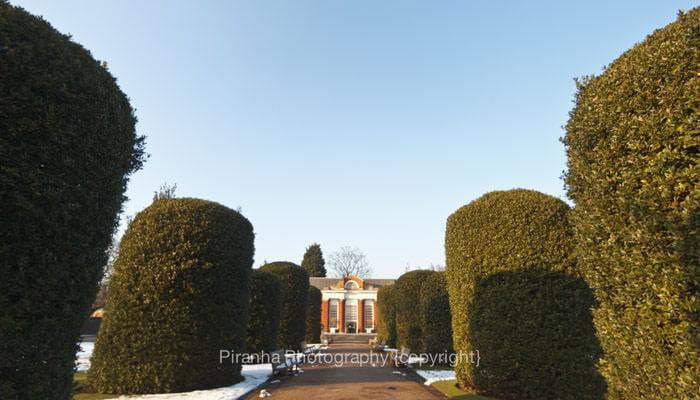 Kensington Palace Photograph for Brochure