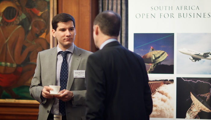 Conference Photography at South Africa House, London