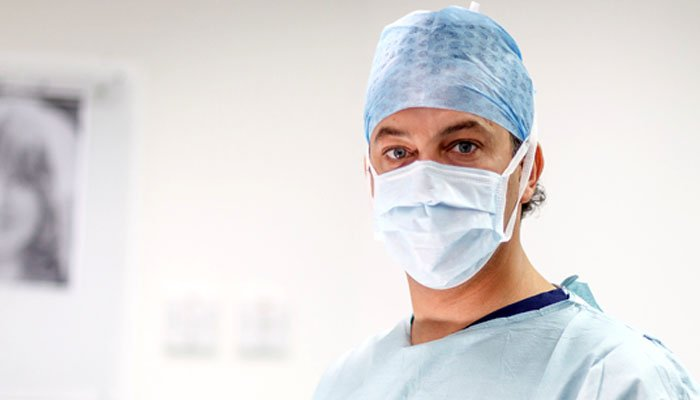 Photograph Surgeon in London