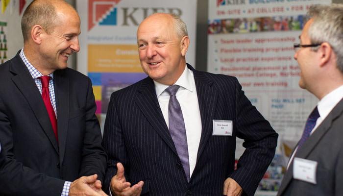 Vince Cable PR Photograph London