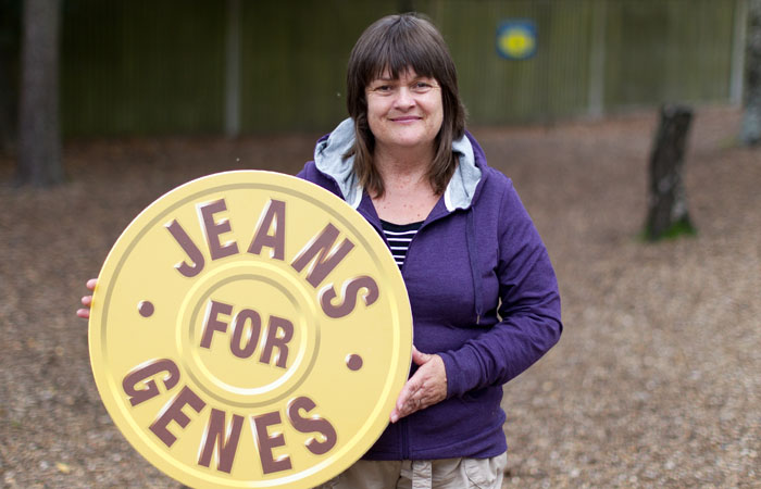 Jeans for Genes Charity Photograph