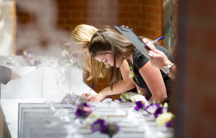 Event Team Photograph London