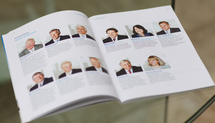 Annual Report Photograph - Board Members, London