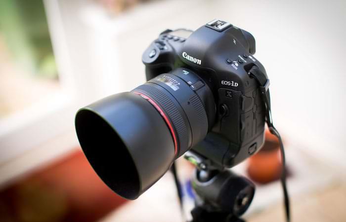85mm Canon Lens