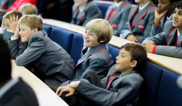 School Trip Photography London