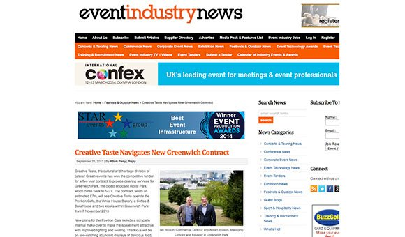 event-industry-news