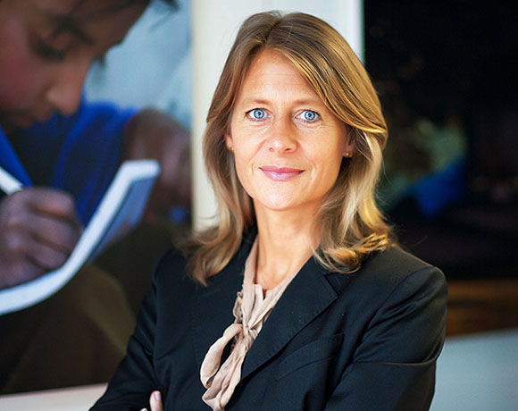 Jasmine Whitbread, CEO Save the Children