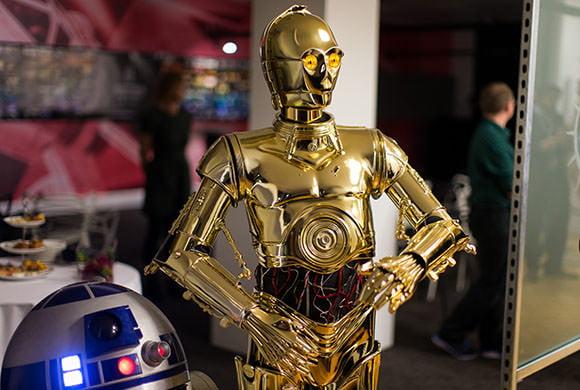New Star Wars Studio