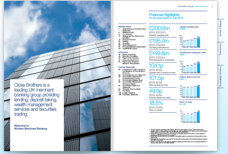 Annual Report Inside Front Cover