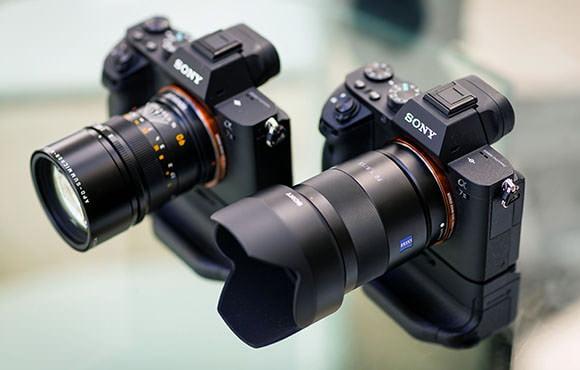 New Sony Cameras