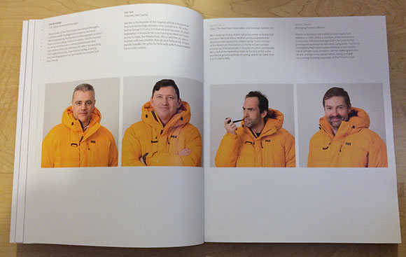 Photography of North Pole Expedition
