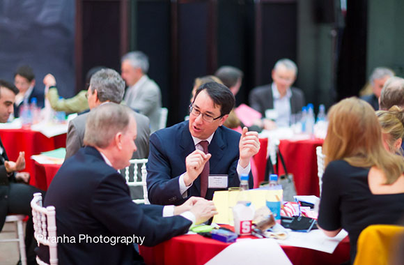 Event Photography for Stanford in London