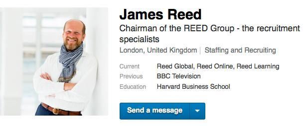 LinkedIn Profile Photograph