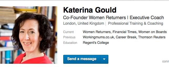 LinkedIn Profie Photograph for Academic