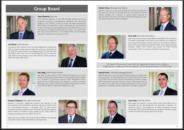 Board photography annual report