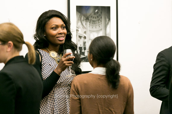 Alumni party photography in London