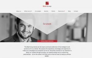 Company Website Staff Photographs