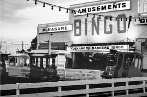 Bingo Hall Beach