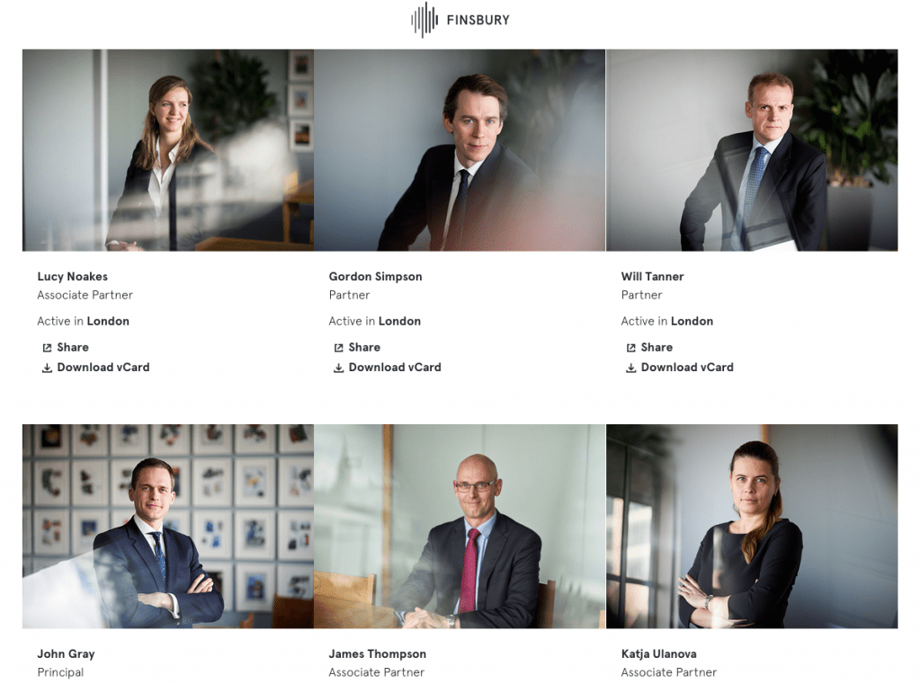 New Staff Portraits