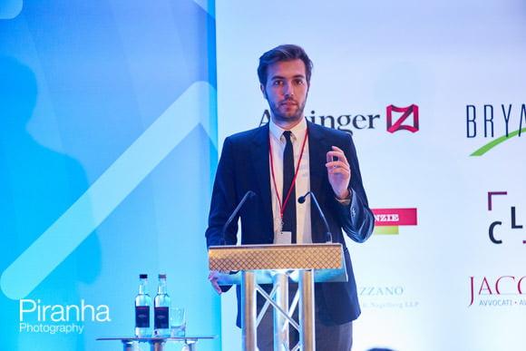Speaker at London Conference