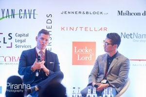 Speakers at Luxury Law Summit in London