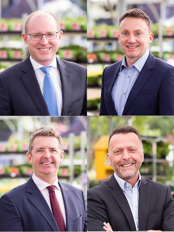 Management Photographs taken at Garden Centre
