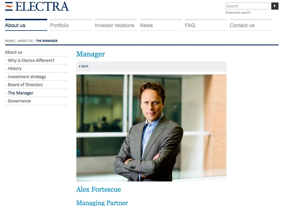 Photogrpahy of Managing Partner taken by Piranha