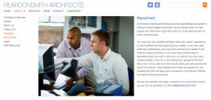 Architects Website Photograph