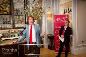 Awards Event at Mandarin Oriental Hotel in London