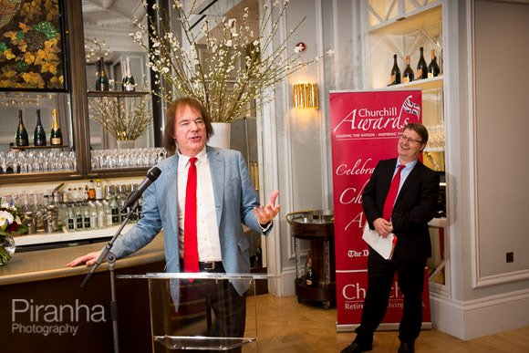 Awards Event at Mandarin Oriental Hotel in London