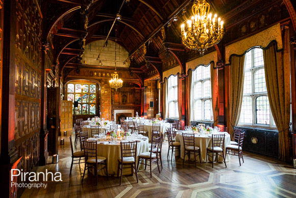Event Space - London - Two Temple Place - Fantastic interior