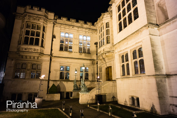 Photography of exterior of Two Temple Place in London