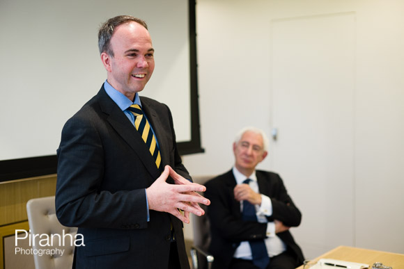 Photograph Gavin Barwell - minister for housing, planning